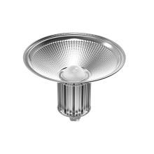 High lumen bridgelux imperméable à l'eau 100w e40 led high bay light
