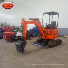 Mini Digger Crawler Excavator