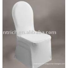 Tampa da cadeira de Lycra, tampa da cadeira do Spandex, tampa da cadeira do hotel / banquete