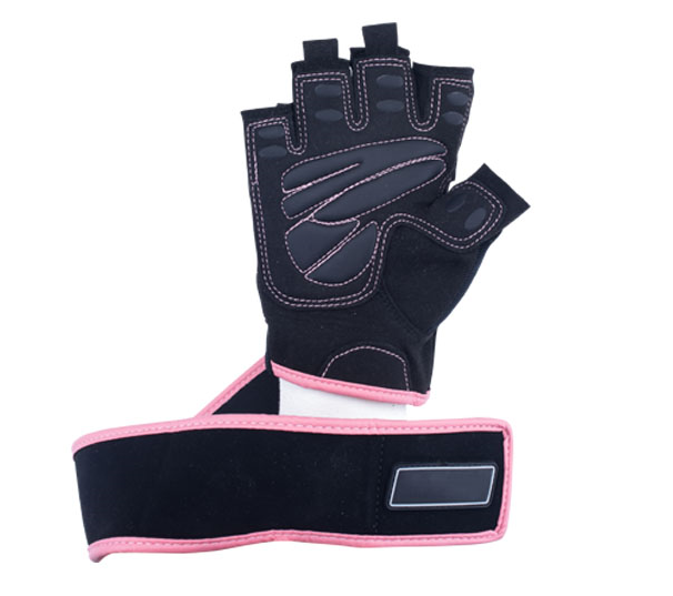 Pin Buckle Fitness Gloves