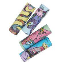 Haga su propio tubo de lápiz labial vacío de papel de marca