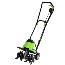 1500W Hand Push Electric Tiller Cultivator From Vertak