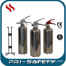 High Quanlity Hot Sale Stainless Steel 2kg ABC Dry Powder Fire Fighting Equipment