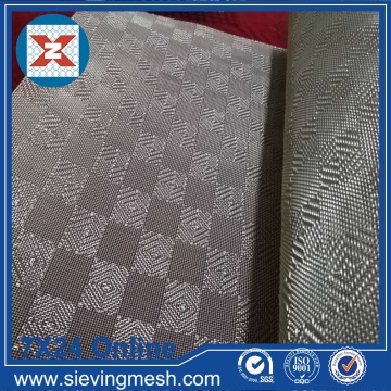Twill Weave Stainless Wire Cloth Kain