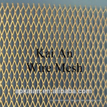 Copper Wire Mesh in weave type expanded type perforated type used for battery / shielded / electricity / filter / sieving