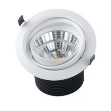 125mm Durchmesser warme weiße Decke Downlight geführt