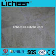 Piso laminado barato fácil clique piso laminado EIR & piso de mármore de plástico de superfície