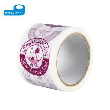 Adhesive Custom Logo Gedrucktes Bopp Packband