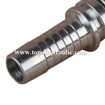 with Swivel Nut Steel hydraulic fitting tubing
