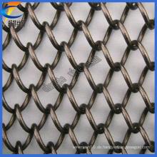 Großhandel verzinkte Kettenglied Wire Mesh, Chain Link Wire Netting