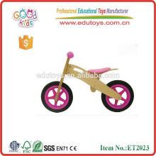 Triciclo de bebê triciclo de madeira nova e quente de 2015