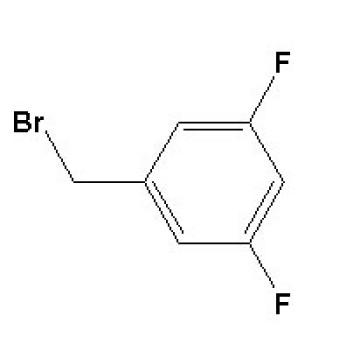3, 5-Difluorobenzil brometo N� CAS 141776-91-2