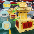 Leistungsfähige zentrifugale 1-8 Tonnen- / Stunden-hölzerne Kugel-Maschine für Verkauf