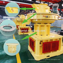 Máquina de madeira do moinho da pelota para a imprensa de madeira da pelota da poeira