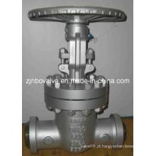 Válvula de entrada de aço fundido API600 (Z40Y-600LB)