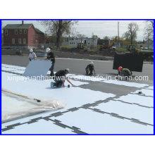 Feuille de glace synthétique UHMWPE / Upe, Patinoire de hockey Suivez la planche