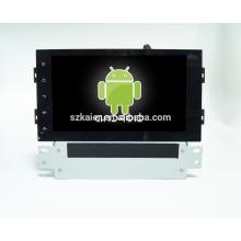 Четырехъядерный!автомобильный DVD с зеркальная связь/видеорегистратор/ТМЗ/obd2 для 8 дюймов сенсорный экран четырехъядерный процессор андроид 4.4 системы на Peugeot 308S