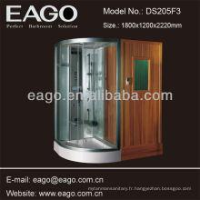 Petite Chambre Sauna avec 1 Douche à vapeur (DS205F3)