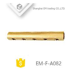"""EM-F-A082 MF 3/4 """"macho de bronze união cooper tubulação de água montagem aquecedor"""