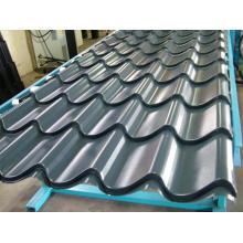 Nouveau Type d'aluminium côté et mur panneau tuile formant la Machine