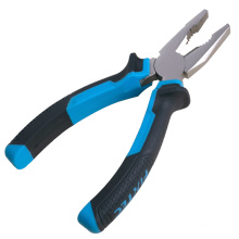 """FIXTEC High Quality Plier Tools 8"""" CRV Combination Pliers For Cutting"""