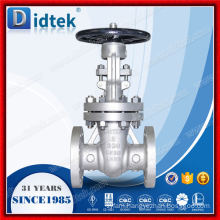 API600 Pneumatic cast steel gate valve