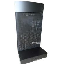 Chinesische Lieferanten Metall Peg Board Display Stand Rack