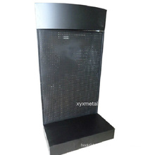 Suporte Chinês Metal Peg Board Display Stand Rack