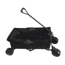 Kein Dach Tragbarer Klappgarten Beach Trolley Cart