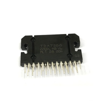 Sale Well IC Tda7297 Tda7388 6.5-18V 15W*2 Zip-15 Audio Power Amplifier Integrated Circuit