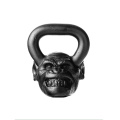 Kettlebell 36 po de Chimp Face d'Animal