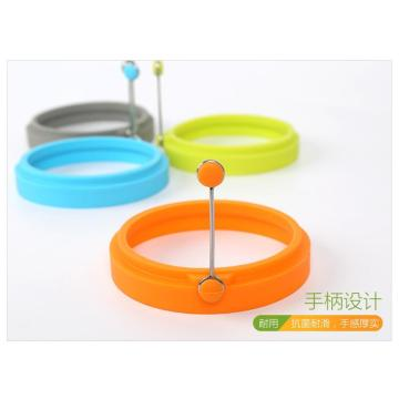 Custom Silicone Kitchenware Silicone Ring for Eggs
