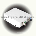 HDSDI to fiber converter 1080P uncompressed transmission 1 CH SDI