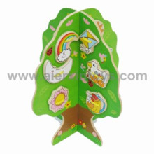 Wooden Lacing Furit Tree Toy (81247)