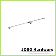 Adjustable Glass Shower Chrome Bracing Bar (BS207)