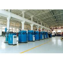 Caldera de vapor compacta del aceite compacto (generador del vapor)
