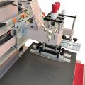 Semi автоматическая шелкография пресс для плоского продукта