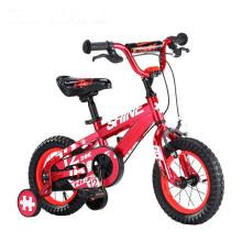 Fábrica de 12 pulgadas al por mayor deporte bicicleta niño / hecho en China bicicletas fabricación china bicicletas / nuevo modelo niños bicicleta 2017 barato