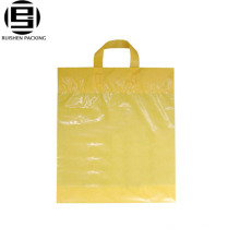 Wholesale best price PE plastic shopping bag for packaging shoes or clothes