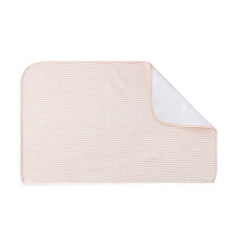 100% Cotton Nature Color Baby Wrap Swaddle Diaper Pad