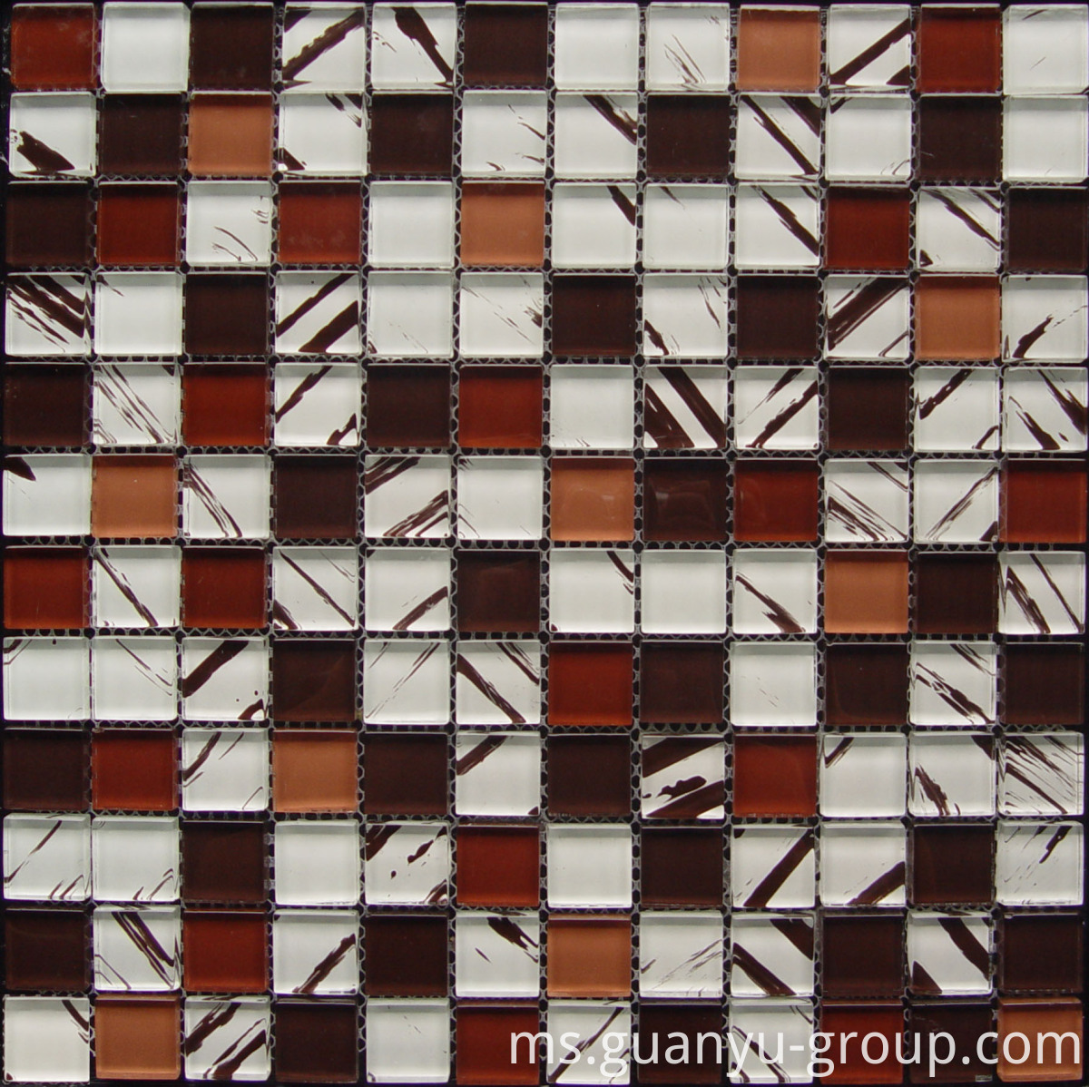 Hand Painting Glass Mosaic HP9219
