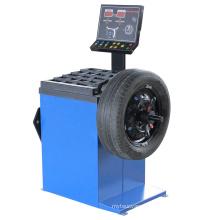 car tyre balancer / auto wheel balancing machine / wheel balancer