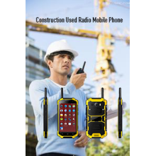 Construction Radio portable usagée
