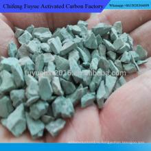 порошок цеолита фильтрующий материал для очистки питьевой воды
