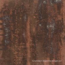 Carrelage de sol rustique en porcelaine Décoration de salon