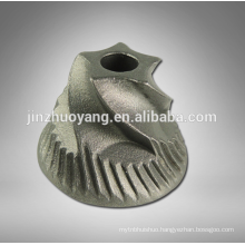 CNC machining custom stainless steel jewelry casting part