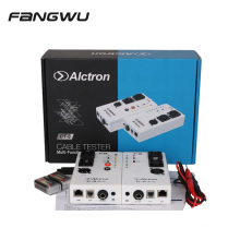 Multi-purpose CT-8  Audio Network Cable Tester Line Test Instrument Engineering Wiring Separation Test