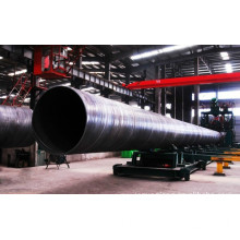 Dostaw Q235 SSAW Steel Pipe