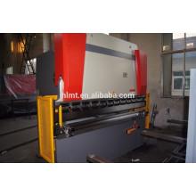 WC67Y-125/3200 Hoja de acero hidráulica herramienta de doblado de chapa metálica para la venta