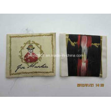 Hot Sale Custom Clothing Woven Label for Garment